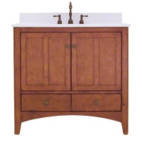 EP3621D Sunny Wood Expressions Vanity Base base vanity