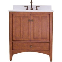 EP3021D Sunny Wood Expressions Vanity Base base vanity