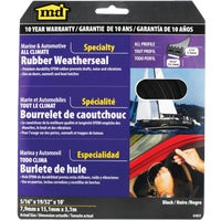 1033 M-D All-Profile Extreme Temperature Auto & Marine Weatherstrip 1033, M-D All-Profile Extreme Temperature Auto & Marine Weatherstrip