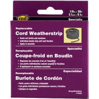 71522 M-D Flexible Caulking Cord Weatherstrip caulking cord