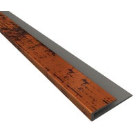 923-18 Fasade J-Edge Backsplash Trim 923-18, Backsplash Edge J Trim Moon Copper