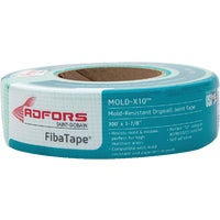 FDW8664-U FibaTape Mold-X10 Mold & Mildew-Resistant Joint Drywall Tape drywall tape