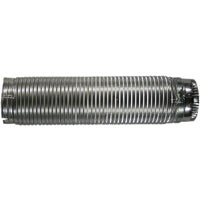 10150 Builders Best E-Z-Fasten Aluminum Dryer Duct dryer duct