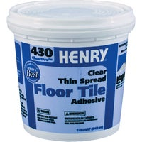 12097 ClearPro Clear VCT Floor Adhesive 12097, ClearPro Clear VCT Floor Adhesive