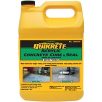 873002 Quikrete Concrete Cure And Seal Satin Finish Concrete Sealer concrete sealer