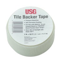 TAPE Durock Tile Backer Interior Drywall Tape drywall tape