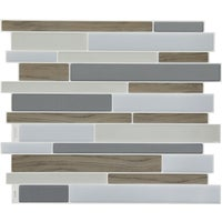 SM1050-6 Smart Tiles Original Peel & Stick Backsplash