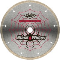 6-7008BW QEP Black Widow Diamond Blade blade diamond