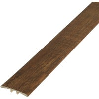 VSTMD-00555 Shaw Signal Mountain T Mold Vinyl Floor Plank Trim