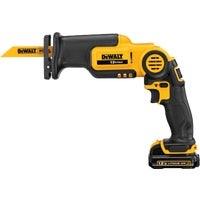 DCS310S1 DeWalt 12V MAX Pivoting Lithium-Ion Cordless Reciprocating Saw Kit DCS310S1, DeWalt 12V MAX Pivoting Lithium-Ion Cordless Reciprocating Saw Kit