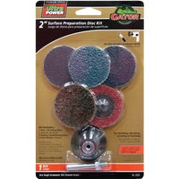 "2225 Gator 2"" Surface Preparation Sanding Disc Kit"