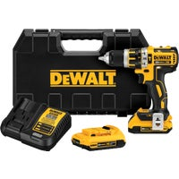 DCD796D2 DeWalt 20V MAX XR Lithium-Ion Brushless Cordless Hammer Drill Kit DCD796D2, DeWalt 20V MAX XR Brushless Lithium-Ion Cordless Hammer Drill Kit