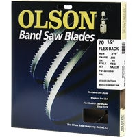FB10070DB Olson Flex Back Band Saw Blade FB10070DB, FB10070DB Olson Band Saw Blade