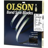 FB14570DB Olson Flex Back Band Saw Blade FB14570DB, FB14570DB Olson Band Saw Blade
