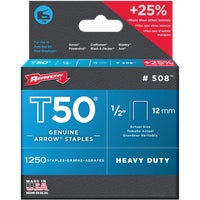 50824 Arrow T50 Heavy-Duty Staple 50824, Arrow T50 Heavy-Duty Staple