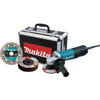 9557PBX1 Makita 4-1/2 In. 7.5A Cut-Off/Angle Grinder 7.5a angle grinder makita
