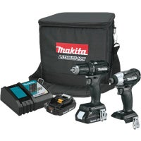 CX200RB Makita 18V LXT Li-Ion Brushless Drill & Impact Cordless Tool Combo Kit