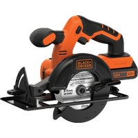 BDCCS20C Black & Decker 20V MAX Lithium-Ion Cordless Circular Saw Kit