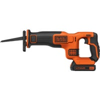 BDCR20C Black & Decker 20V MAX Lithium-Ion Cordless Reciprocating Saw Kit