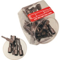 84066 Best Way Tools Nutsetter Display bit nutdriver