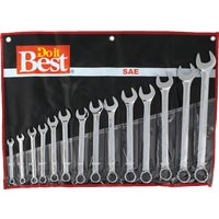 308773 Do it Best 14-Piece Combination Wrench Set 308773, Do it 14-Piece Combination Wrench Set