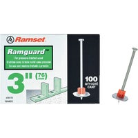 9176 Ramset Ramguard ACQ Code Fastening Pin with Washer fastening pin