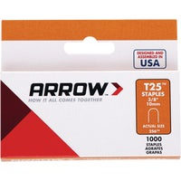 256 Arrow T25 Cable Staple cable staple