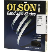 WB51659DB Olson Wood Cutting Band Saw Blade 51659, 51659 Olson Band Saw Blade