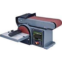 GBDS450 Genesis Belt Sander and 6 In. Disc belt sander