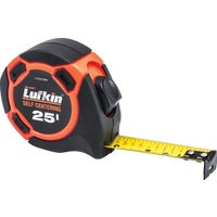 L725SCTMPN Lufkin Hi-Viz Self-Centering Tape Measure measure tape