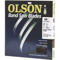 FB23105DB Olson Flex Back Band Saw Blade 23105, 23105 Olson Band Saw Blade