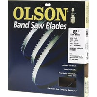 FB19282DB Olson Flex Back Band Saw Blade 19282, 19282 Olson Band Saw Blade