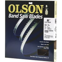 FB19280DB Olson Flex Back Band Saw Blade 19280, 19280 Olson Band Saw Blade