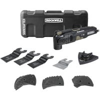 RK5132K Rockwell Sonicrafter Oscillating Tool Kit RK5132K, Rockwell Sonicrafter Oscillating Tool Kit