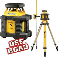 05500TR Stabila Off Road Rotary Laser Level laser level