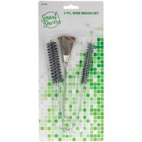 BR090 Smart Savers Wire Brush Set BR090, Smart Savers Wire Brush Set