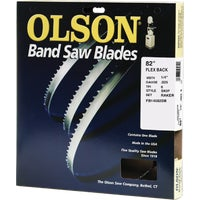 FB14582DB Olson Flex Back Band Saw Blade 14582, 14582 Olson Band Saw Blade