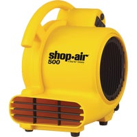 1032000 Shop Vac Mighty Mini Air Mover Blower Fan blower fan