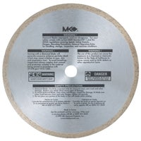 167008 MK Diamond Contractor Plus Diamond Blade blade diamond