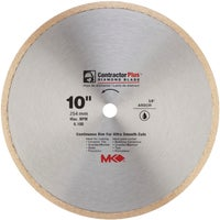 167010 MK Diamond Contractor Plus Diamond Blade blade diamond