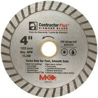 166998 MK Diamond Contractor Plus Diamond Blade blade diamond