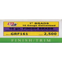GRF161 Grip-Rite Straight Finish Nail finish nails
