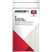 SS6 Arrow Slow Set Hot Melt Glue SS6, SS6 Slow Set Glue Stix