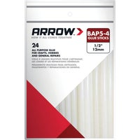 BAP5-4 Arrow Hot Melt Glue BAP5-4, BAP5-4 All-Purpose Glue Stix