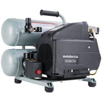 EC99SM Metabo 4 Gal. Twin-Stack Air Compressor