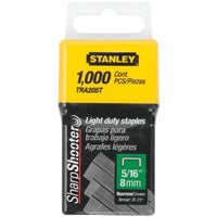 Stanley SharpShooter Light-Duty Narrow Crown Staple TRA205T, Stanley SharpShooter Light-Duty Narrow Crown Staple