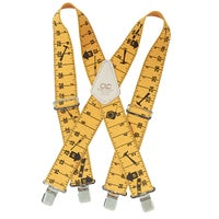 110RUL Custom Leathercraft Work Suspenders suspenders work