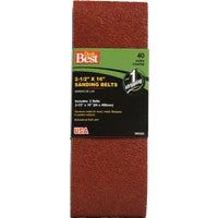380393 Do it Best 2-Pack Sanding Belt belt sanding