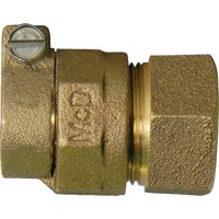 74754-22 B A Y McDonald Brass FIPT Polyethylene Pipe Connector 74754-22, 74754-22 Polyethylene Pipe Connector
