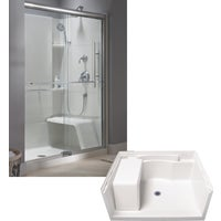 72281100-0 Sterling Accord Shower Floor & Base